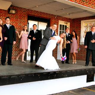 Foreman Wedding @ the Armory